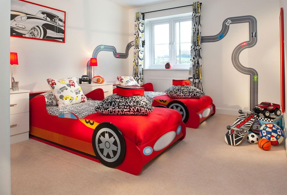 disney cars bedroom furniture for kids photo - 7