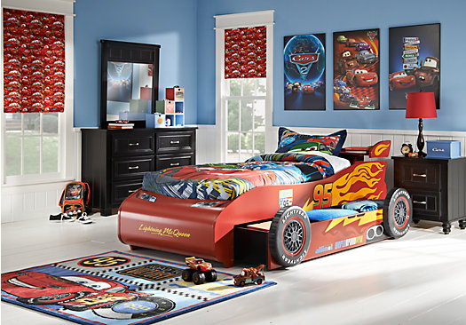 disney cars bedroom furniture for kids photo - 8