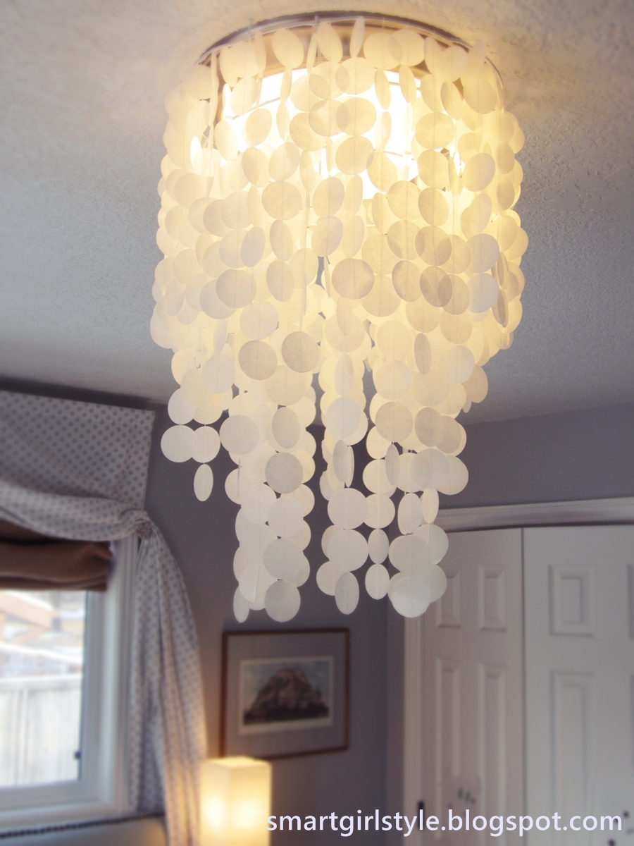 diy bedroom lamp photo - 4