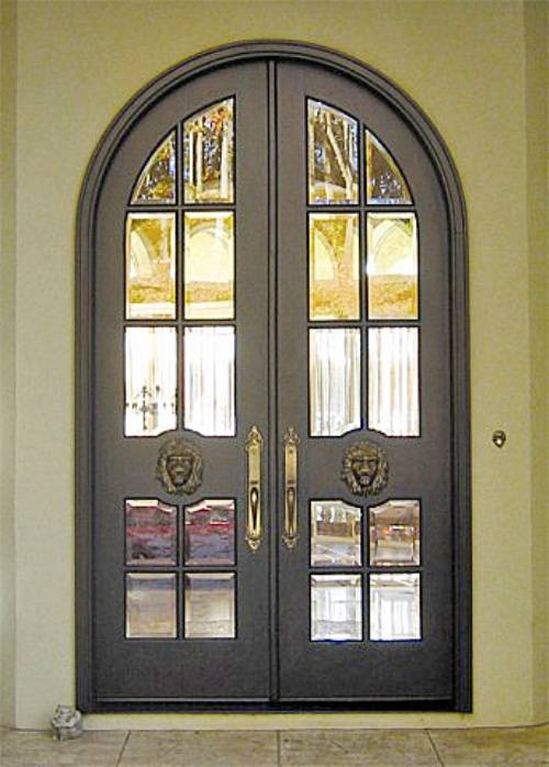 double french entrance doors photo - 10