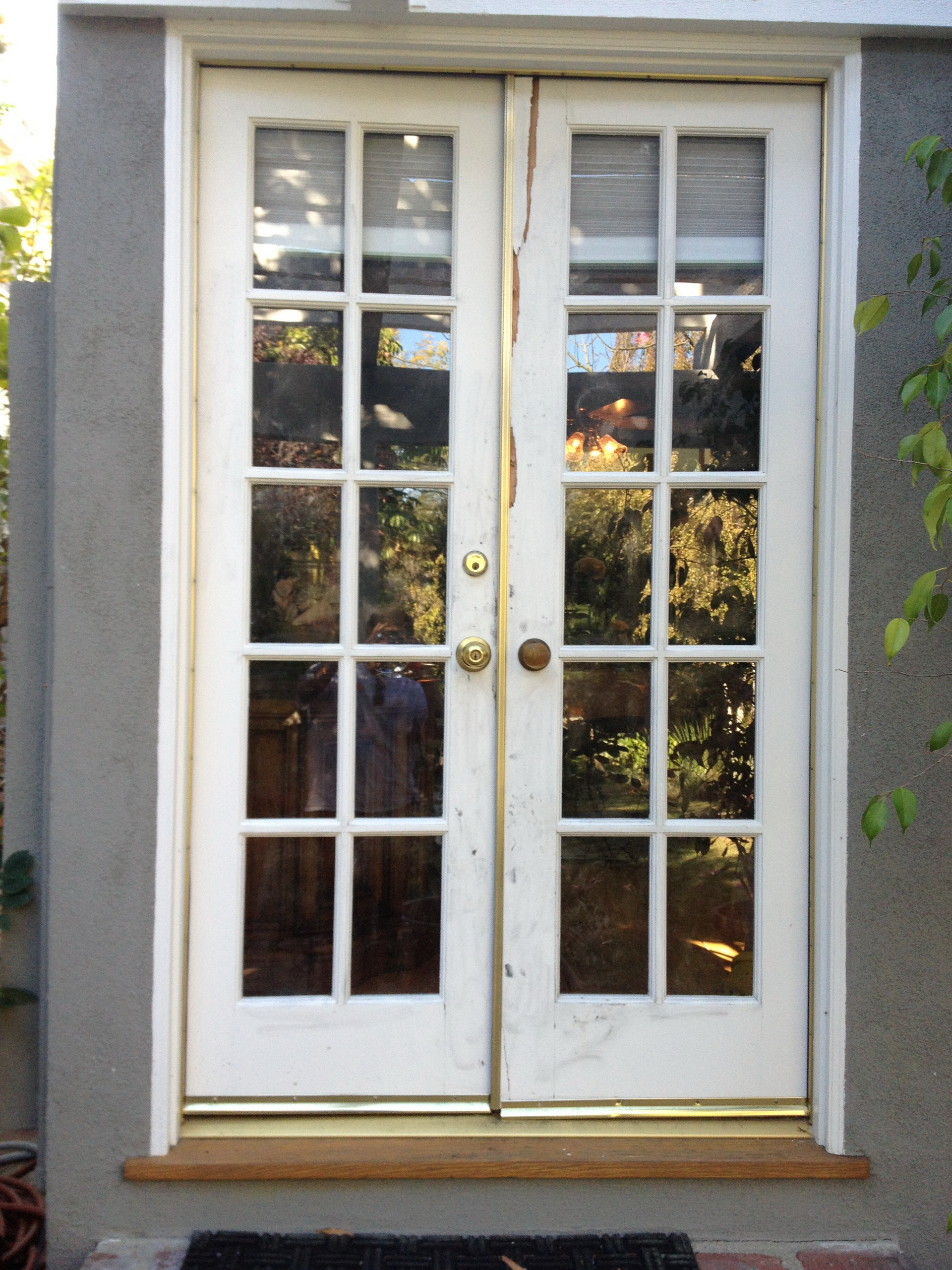 double french entrance doors photo - 4