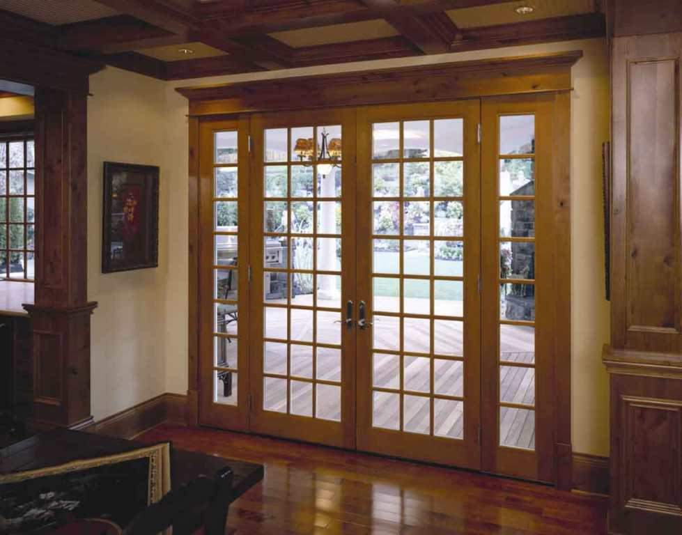 double french entrance doors photo - 8