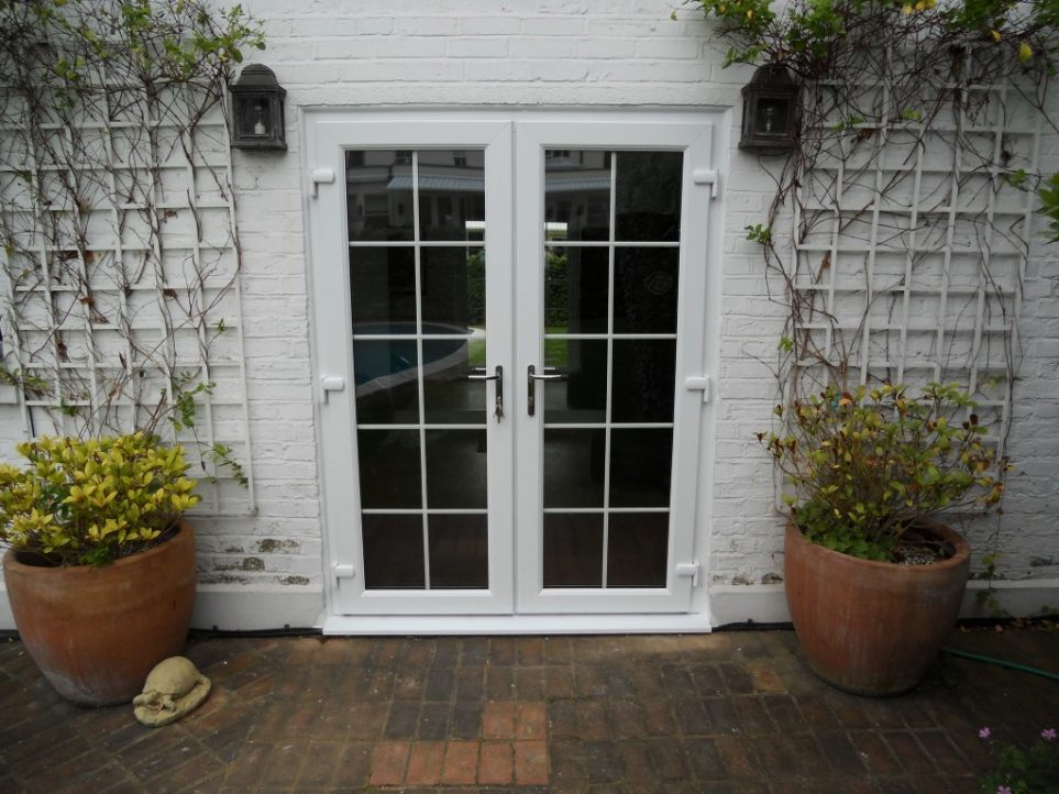 double glazed french doors cost photo - 7
