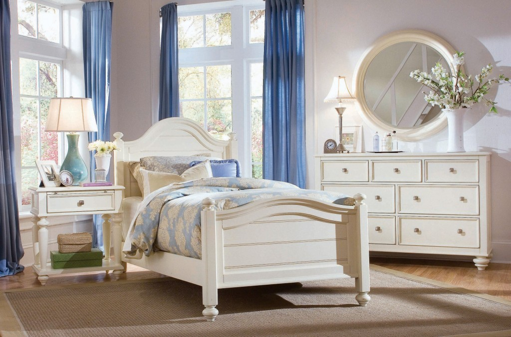 elegant traditional bedroom furniture photo - 8