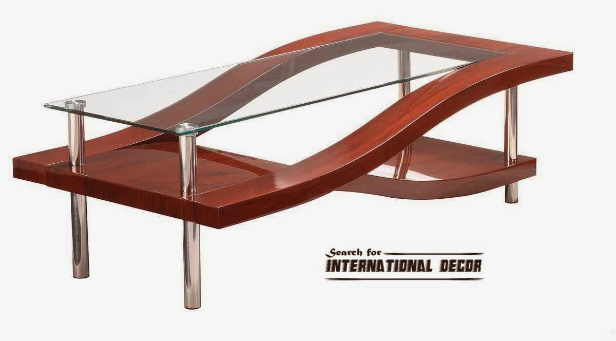 european coffee table design photo - 2