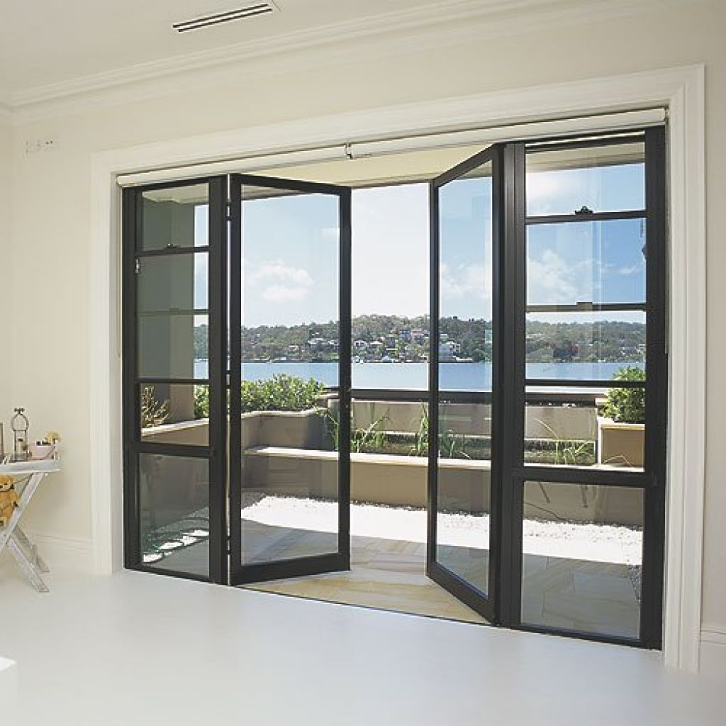 exterior french doors vs sliding doors photo - 1