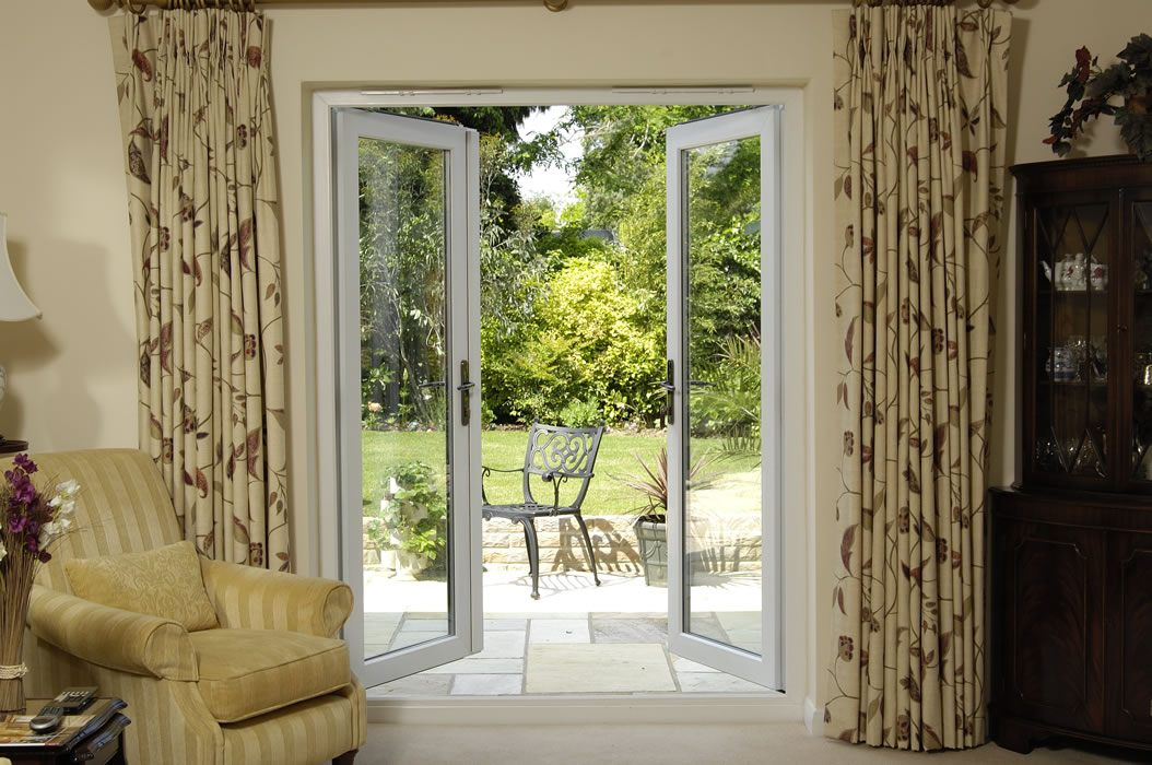 exterior french doors vs sliding doors photo - 8