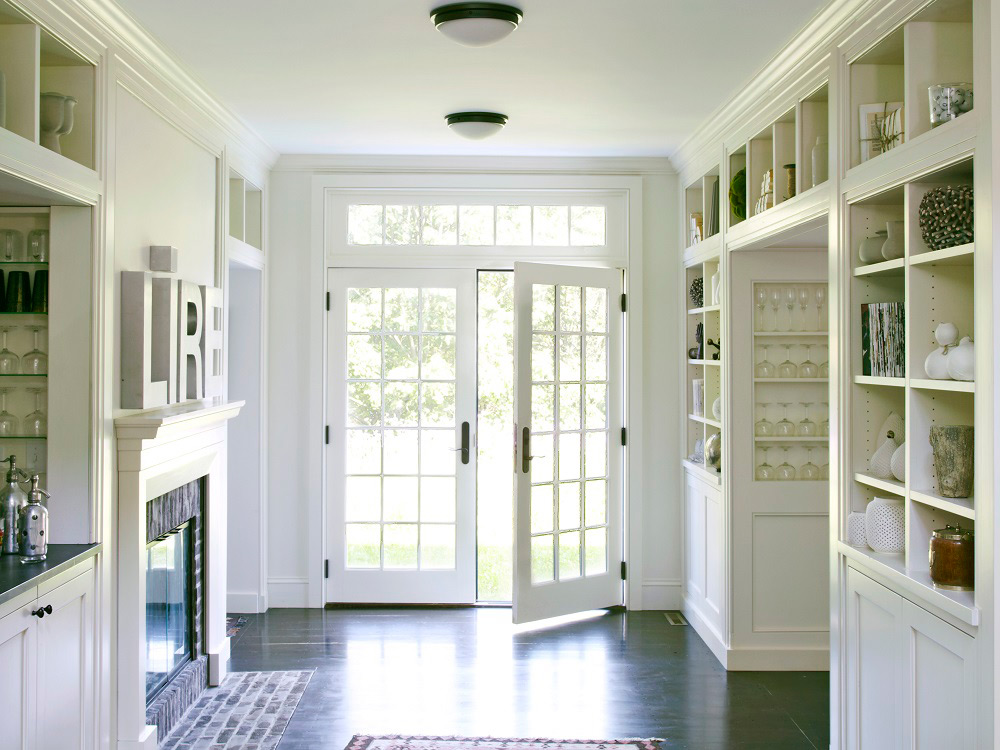 exterior french doors vs sliding doors photo - 9