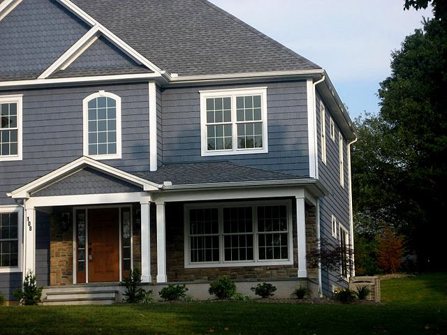 Exterior Paint Colors Blue Grey Brooklyn Apartment,Best Artificial Christmas Trees