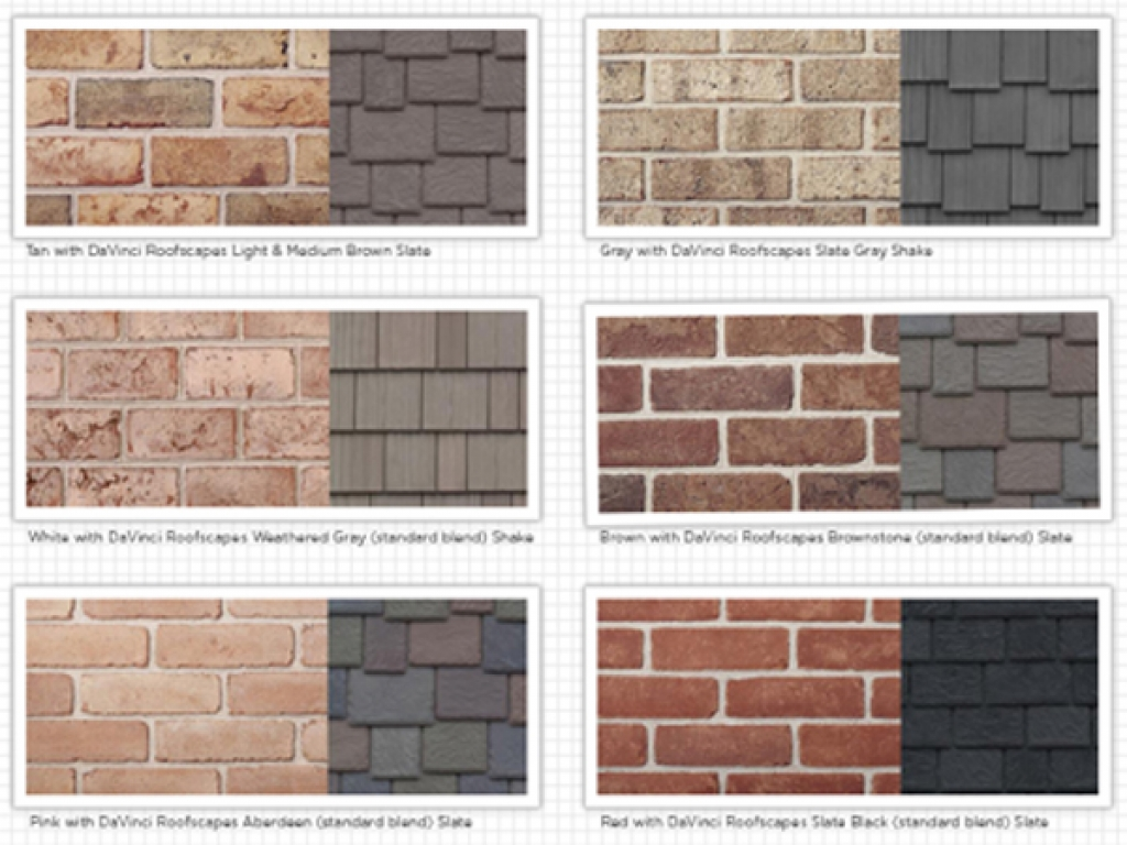 exterior paint colors brick photo - 2