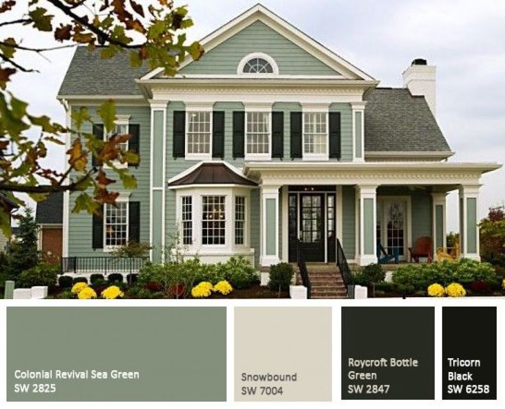 exterior paint colors for house photo - 10