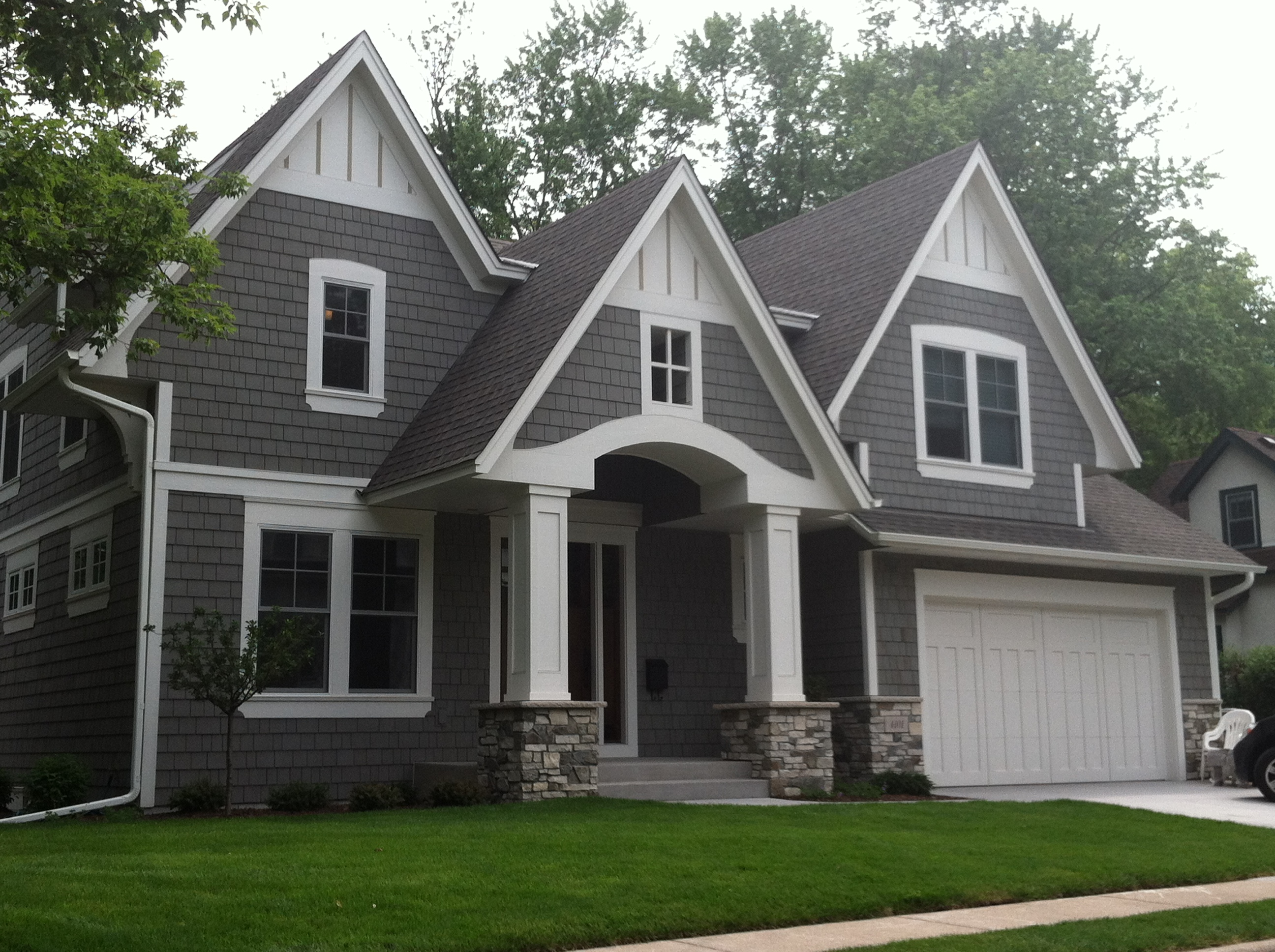 exterior paint colors for house photo - 7