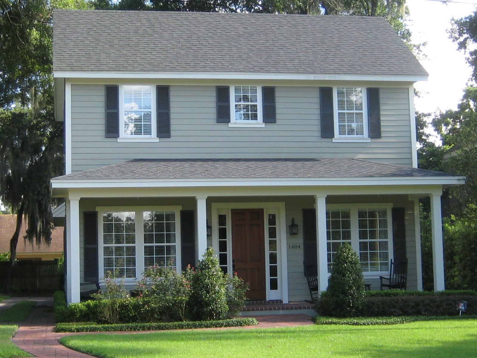 exterior paint colors for house photo - 8