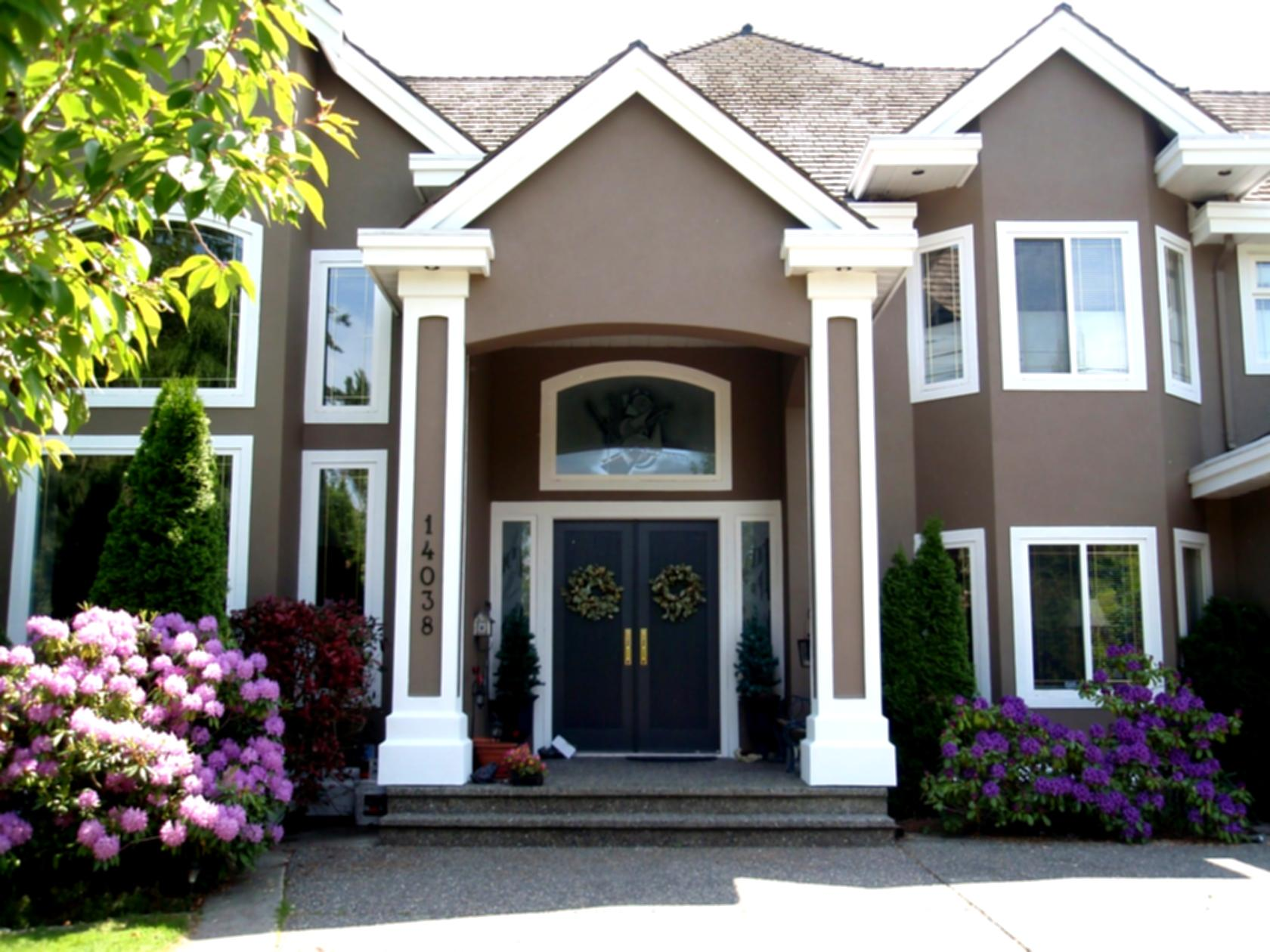 exterior paint colors for house photo - 9