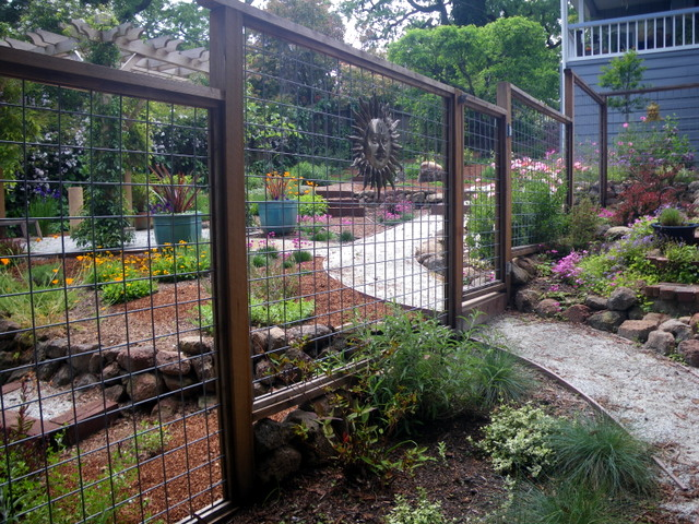 fencing ideas to keep deer out photo - 9