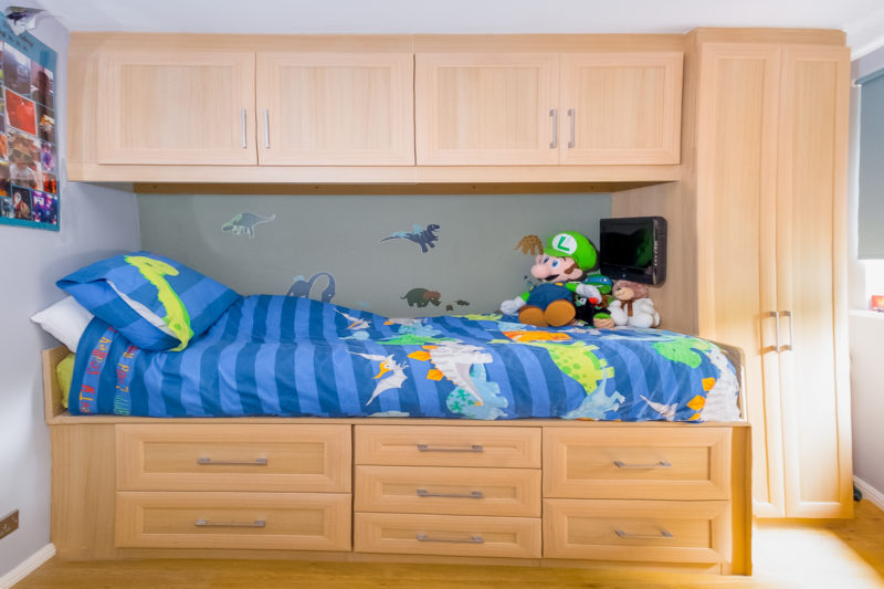 fitted bedroom furniture for kids photo - 10