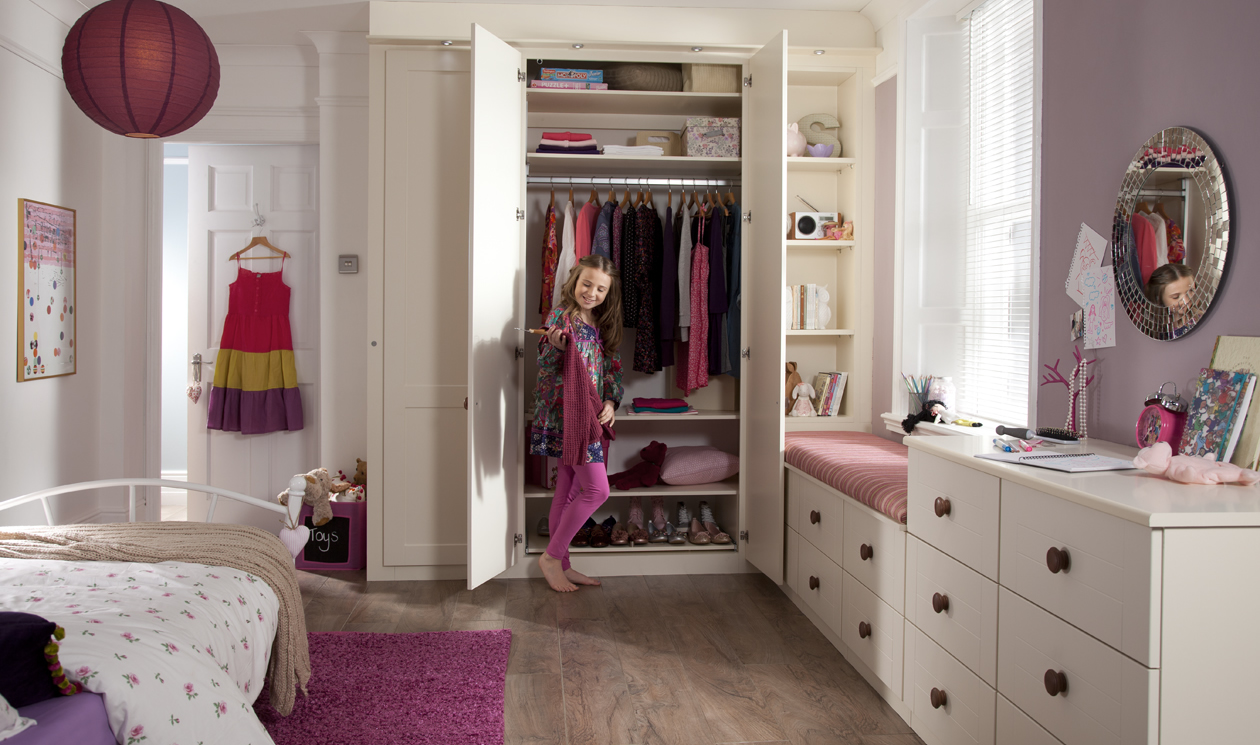 fitted bedroom furniture for kids photo - 5