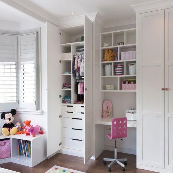 fitted bedroom furniture for kids photo - 7