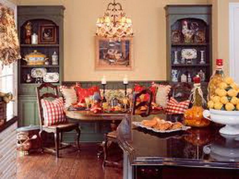 french country kitchen decorating ideas photo - 2