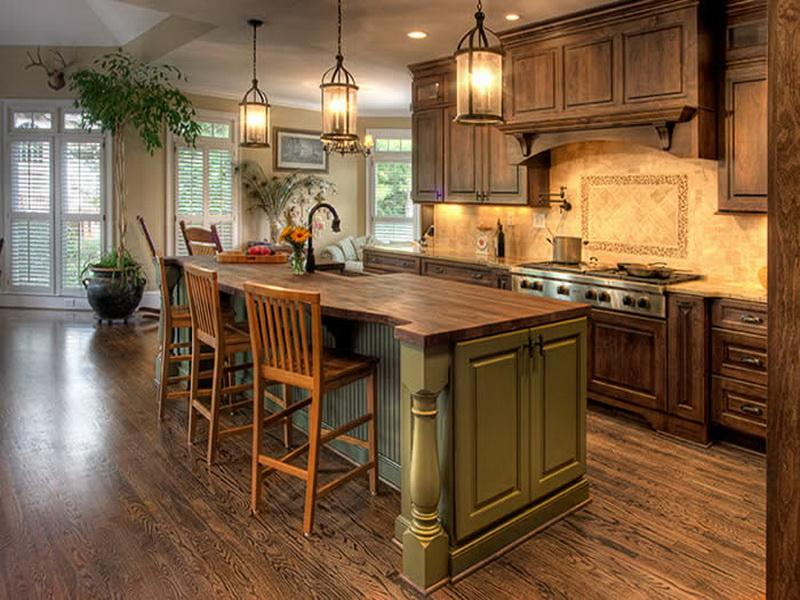 french country kitchen decorating ideas photo - 4