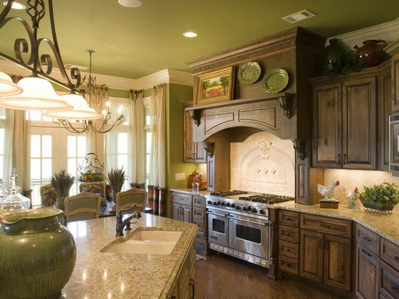 french country kitchen decorating ideas photo - 5