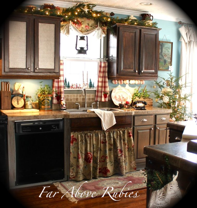 french country kitchen decorating ideas photo - 6