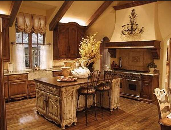 french country kitchen decorating ideas photo - 9