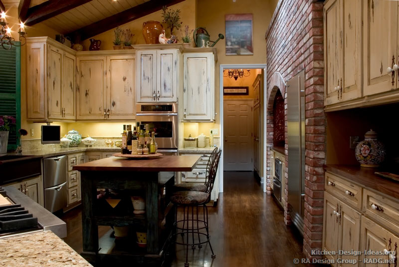 french country kitchen design pictures photo - 5