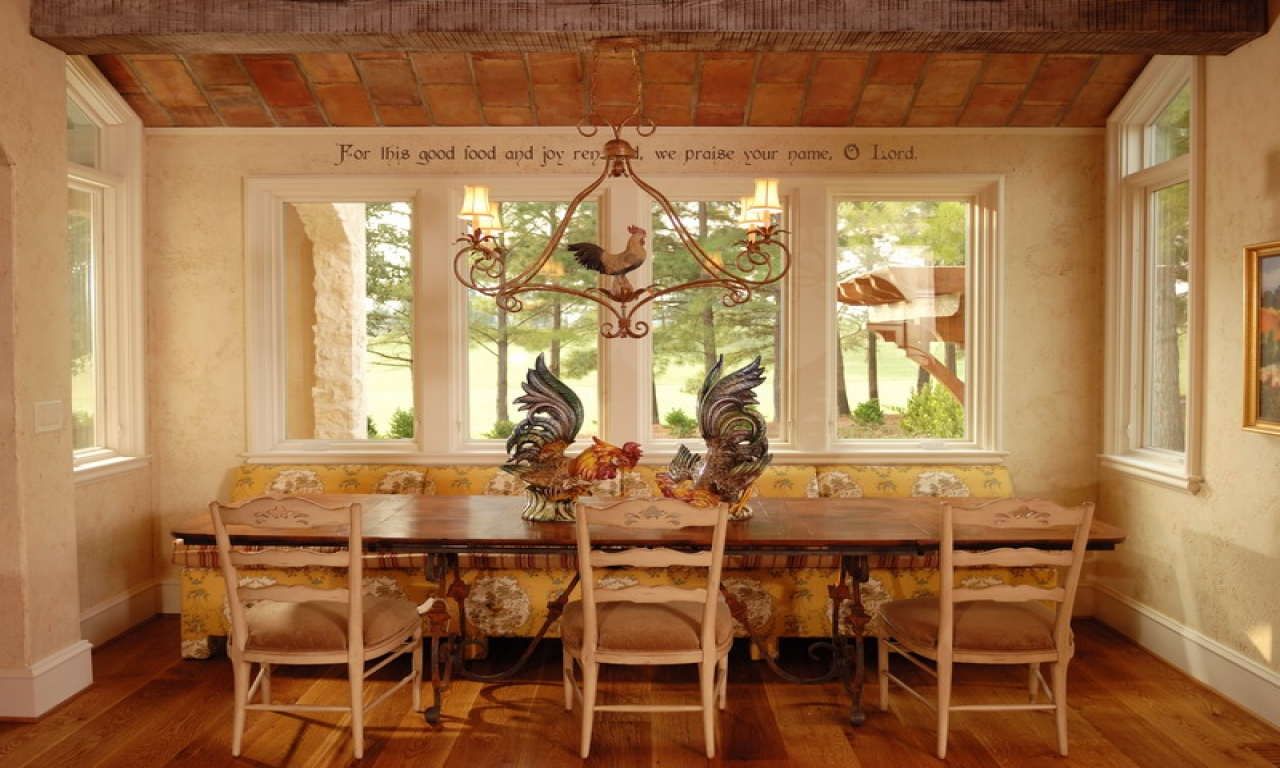 french country kitchen furniture photo - 8