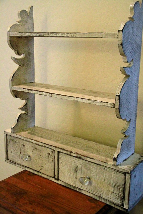 french country kitchen shelf photo - 3