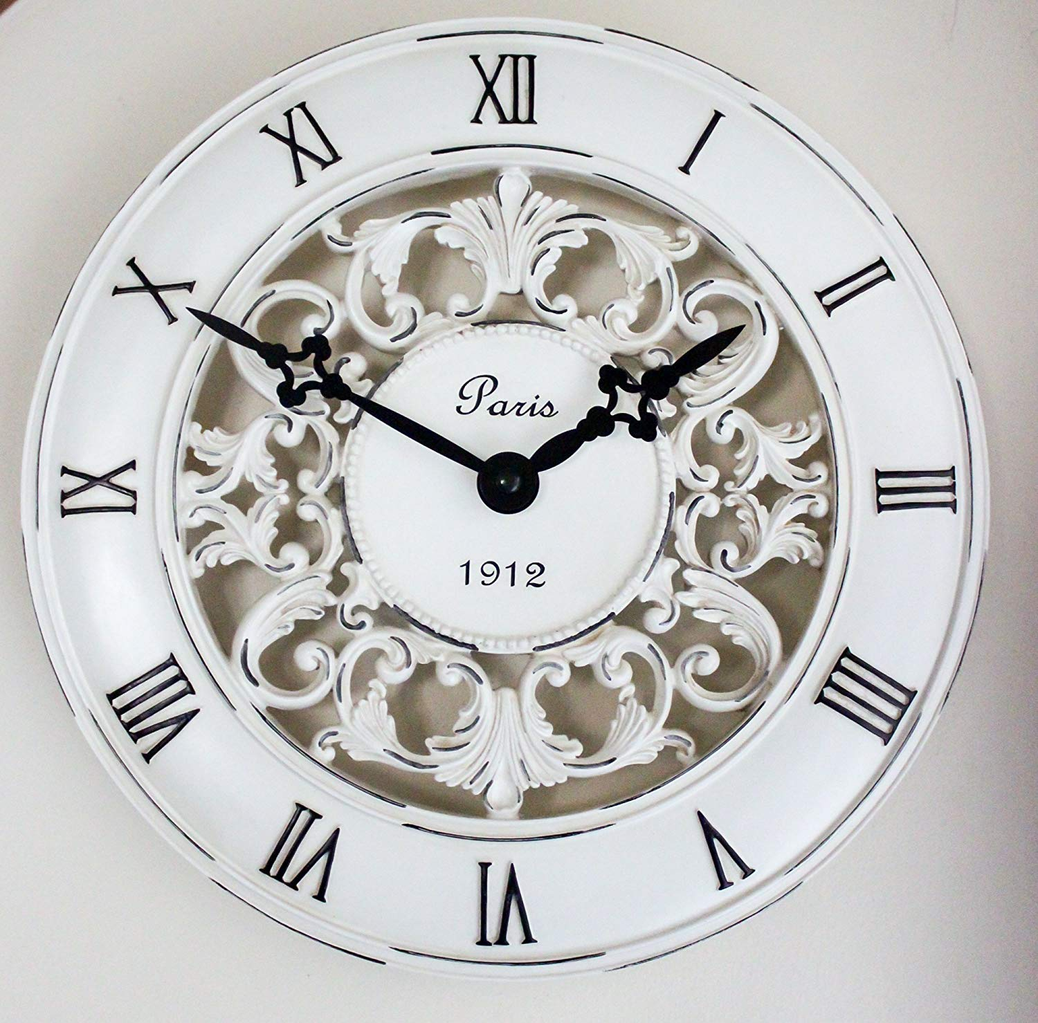 french country kitchen wall clocks photo - 3