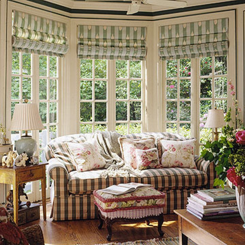 French Country Kitchen Window Treatments Brooklyn Apartment