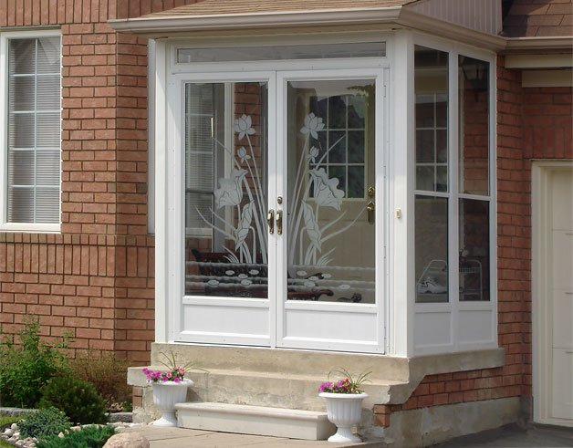 french doors exterior used photo - 4
