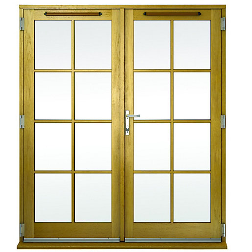 french doors exterior wicks photo - 10