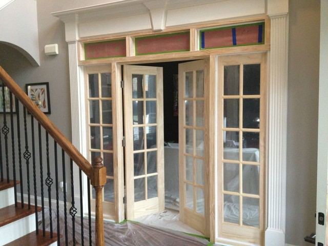 french doors for interior office photo - 10