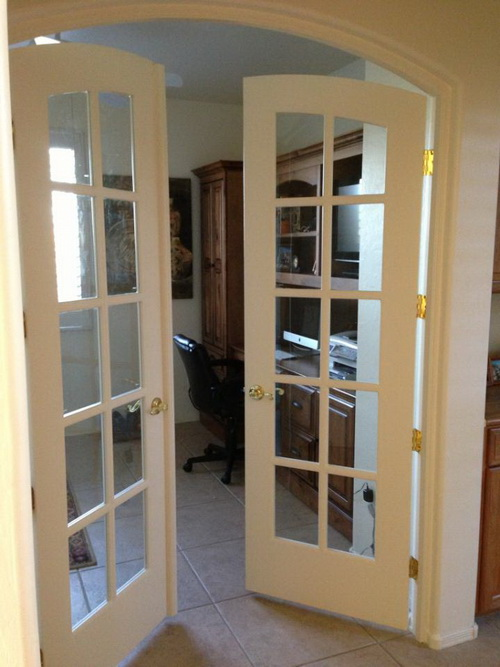 french doors for interior office photo - 4