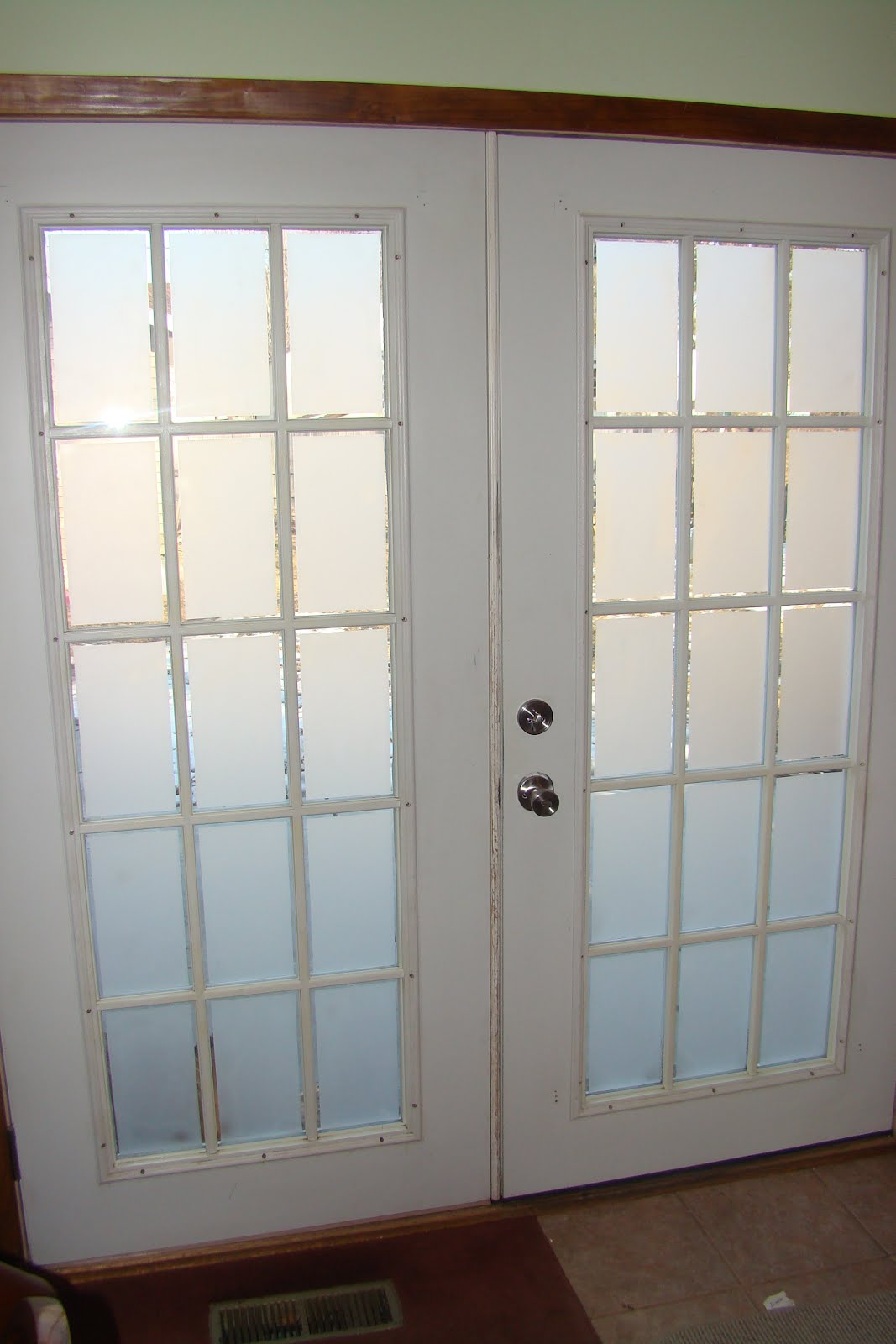french doors interior design photo - 10