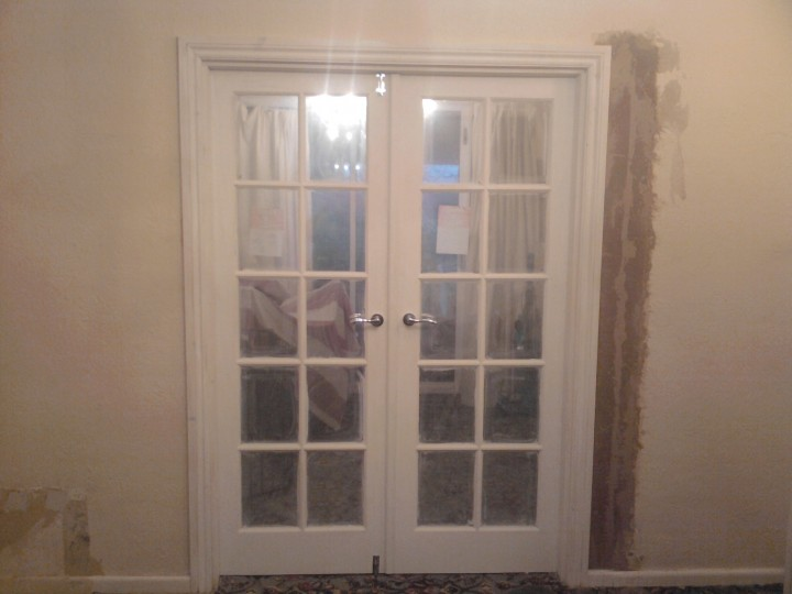 french doors interior design photo - 7