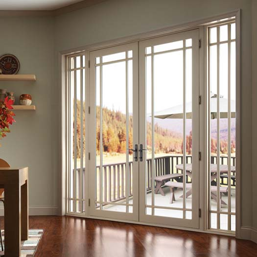 french doors interior design photo - 8