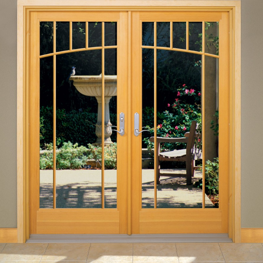 french doors interior design ideas photo - 6