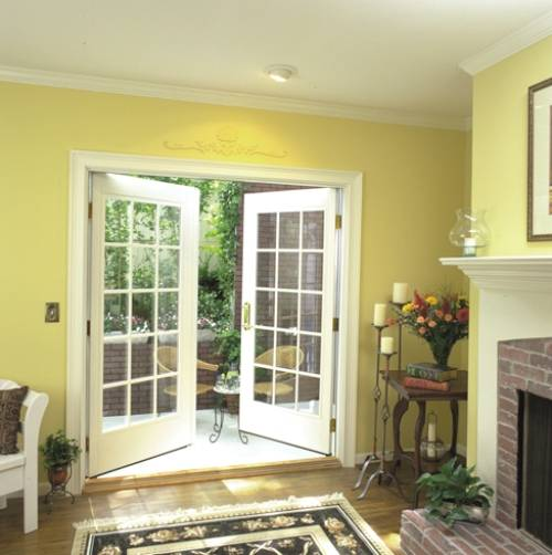 french double doors lowes photo - 3