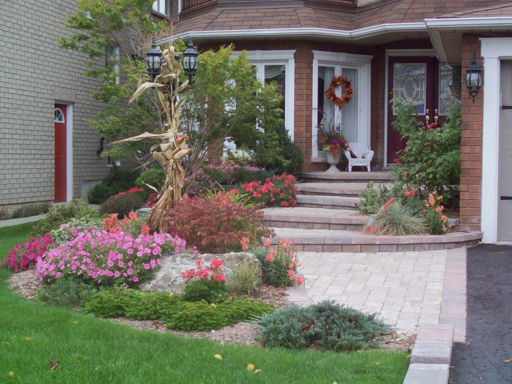 front garden entrance ideas photo - 1