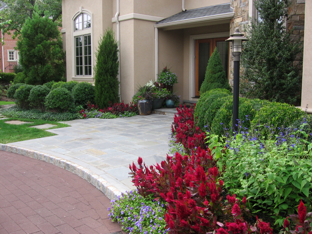 front garden entrance ideas photo - 2
