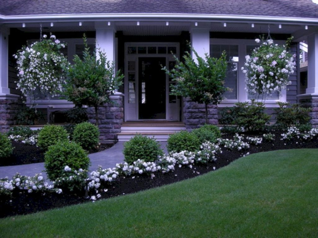 front garden entrance ideas photo - 4