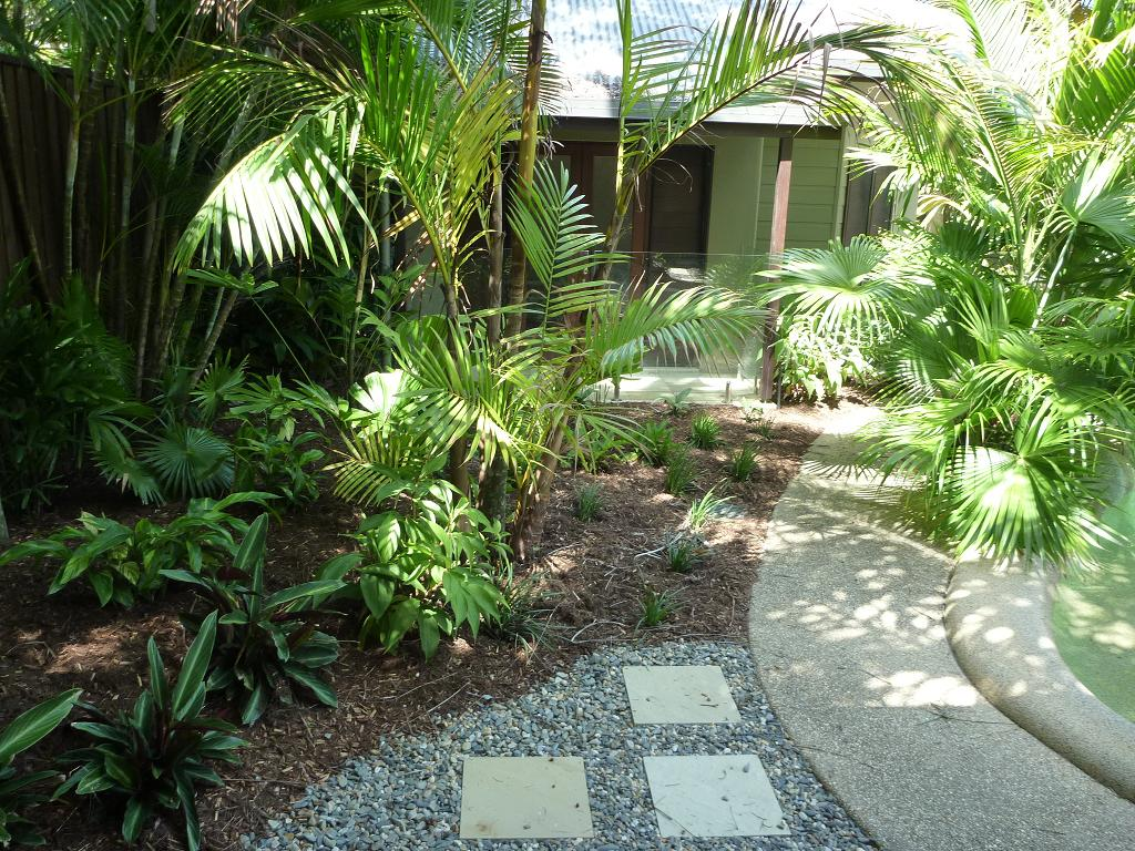 garden design and ideas tropical photo - 4