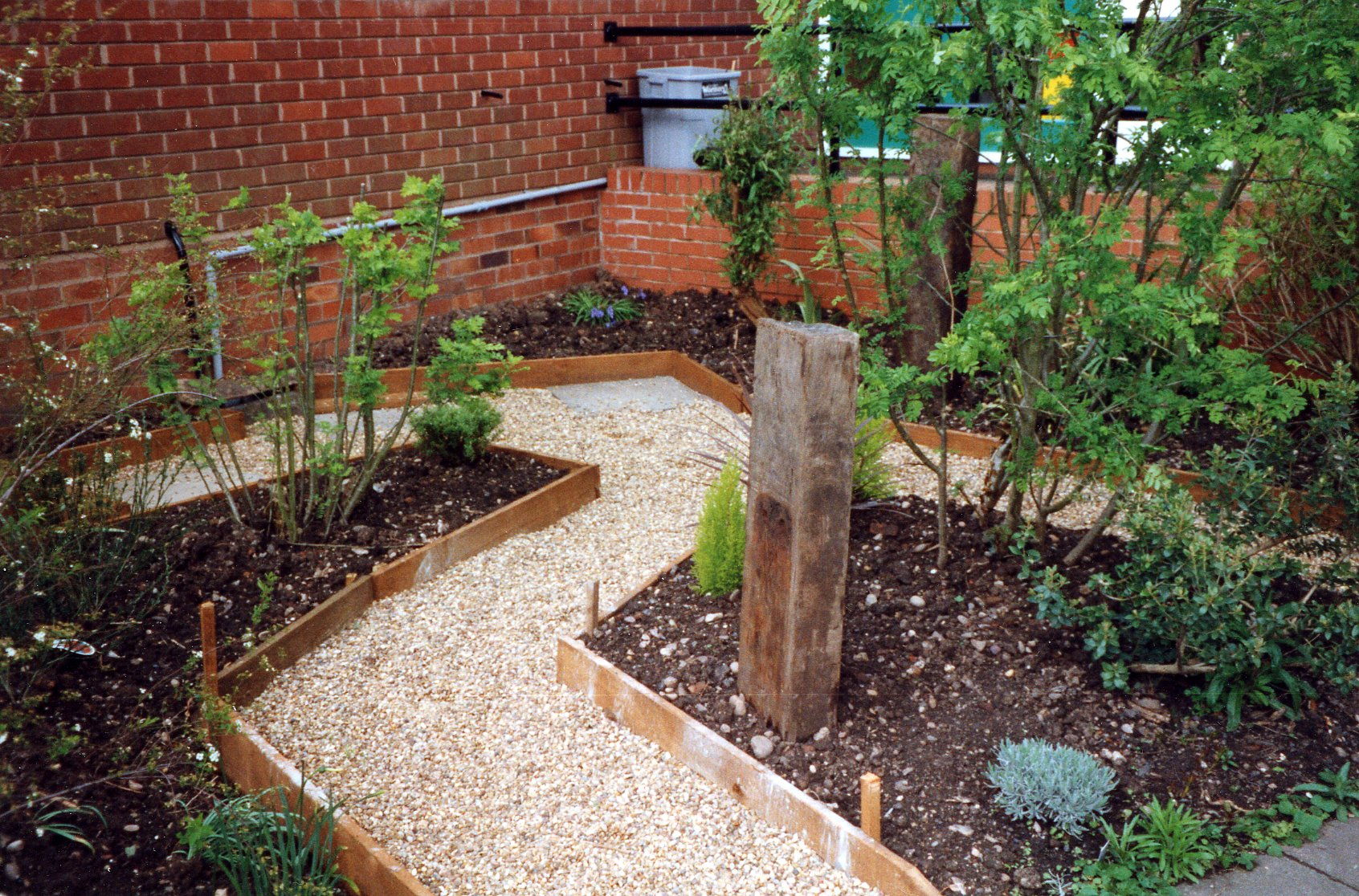 garden design gravel ideas photo - 5
