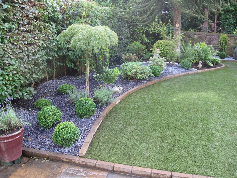 garden design gravel ideas photo - 9