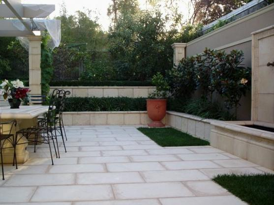 garden design ideas paving photo - 7