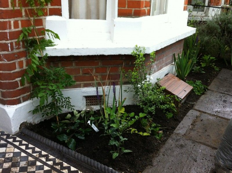 garden design ideas victorian terrace photo - 4