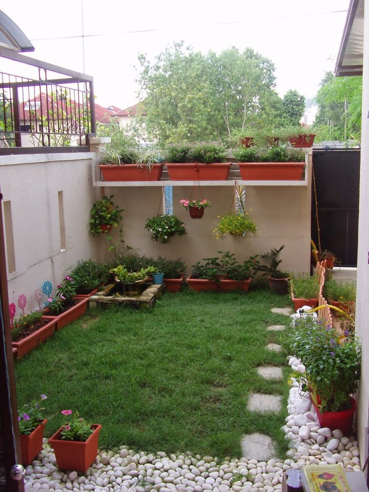 garden design ideas victorian terrace photo - 5